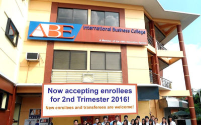 Enrollment for 2nd Trimester 2016